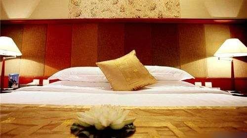 上海的英迪格酒店是个典型精品型主题酒店