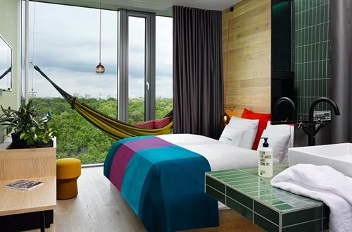 德国汉堡总部的酒店集团组织结构目前正在扩大