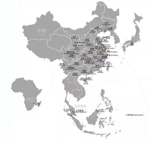 南昌旅游景点分布
